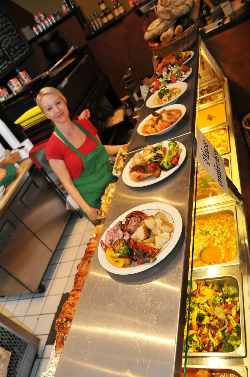 About The Chef | Sandra\'s Italian Kitchen | Taste The Difference